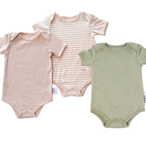 Nature's Love Bodysuit Value Pack
