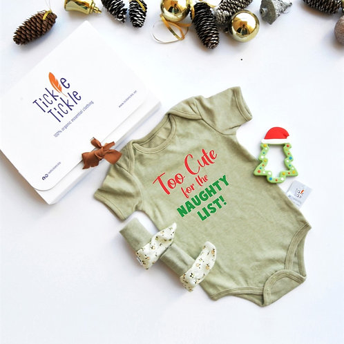 Lil Tickle's Too Cute Christmas Baby Gift Hamper