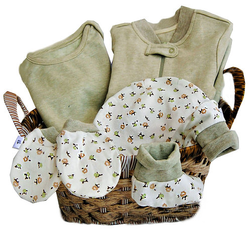 Natures Baby Essential Gift Hamper