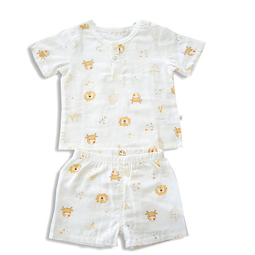 Simba The Lion Tee and Shorts