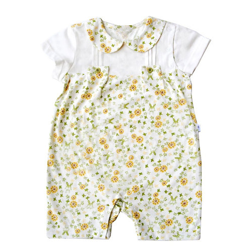 Lil' Daisy Floral Romper
