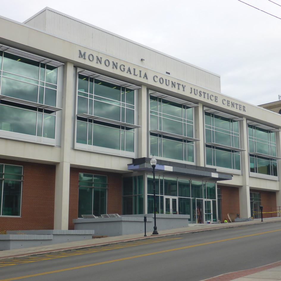 Monongalia Courthouse