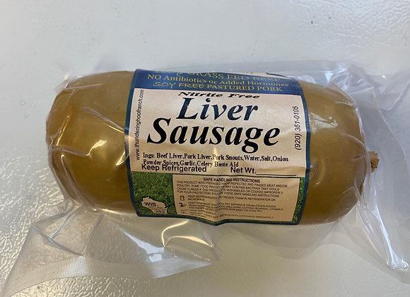 Liver Sausage (Braunschweiger)