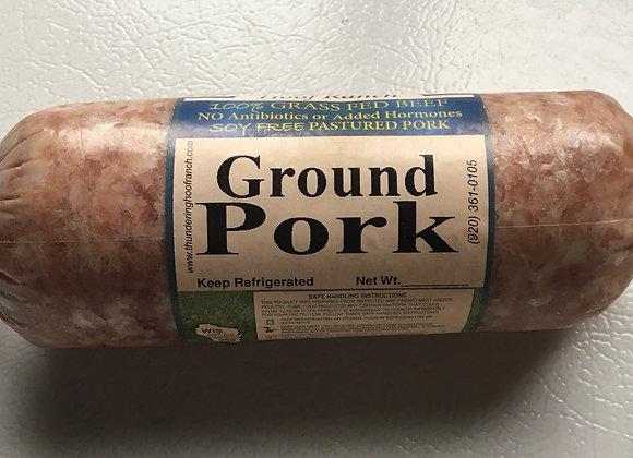 Unseasoned Ground Pork
