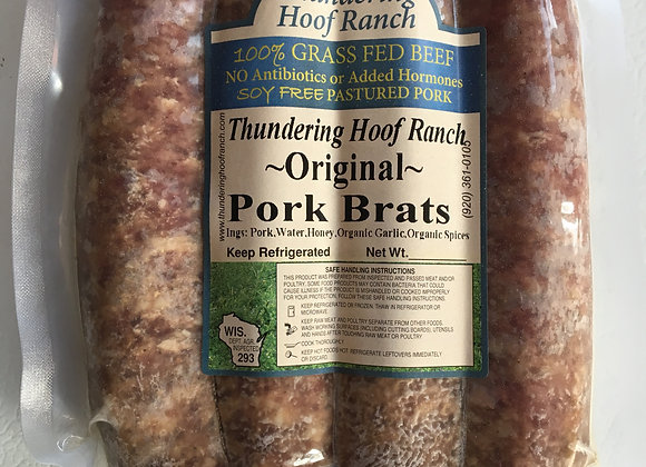 Pork Brat - THR Original