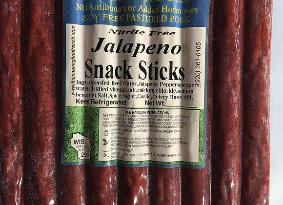 Jalapeño Snack Sticks - 1 lb package