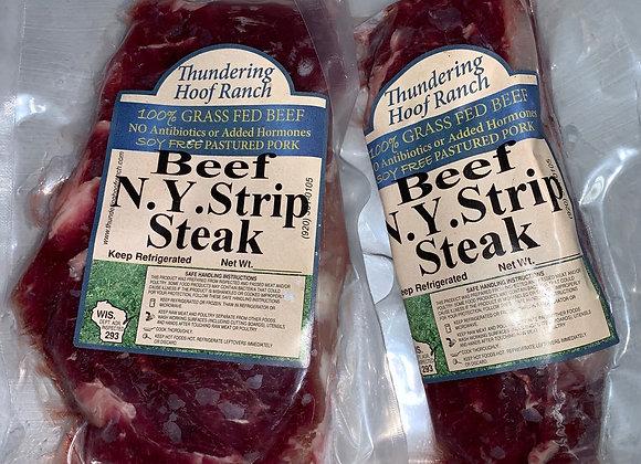 Beef - New York Strip Steak