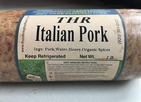 Pastured Pork - Italian Sausage