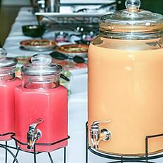 More Glass Beverage Dispensers