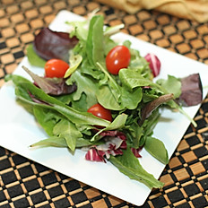 Mixed Greens & Cherry Tomatoes
