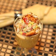 Shrimp & Grits Cup