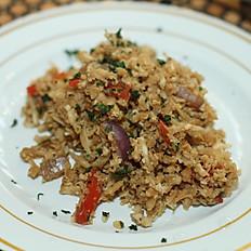Cauliflower Rice Teriyaki
