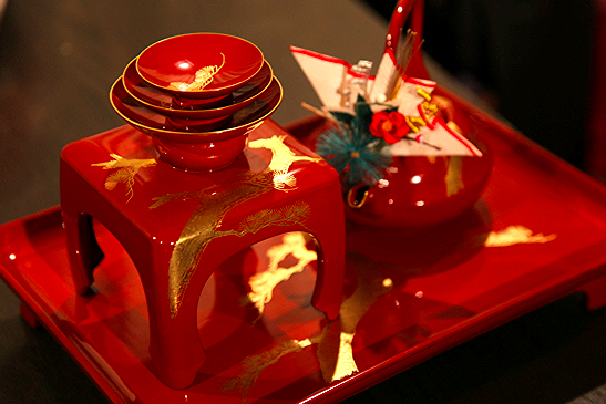 Wajima-lacquerware