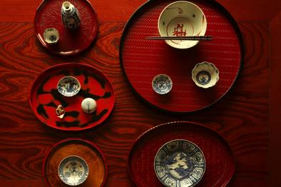 Kutani Porcelain - CYamamoto