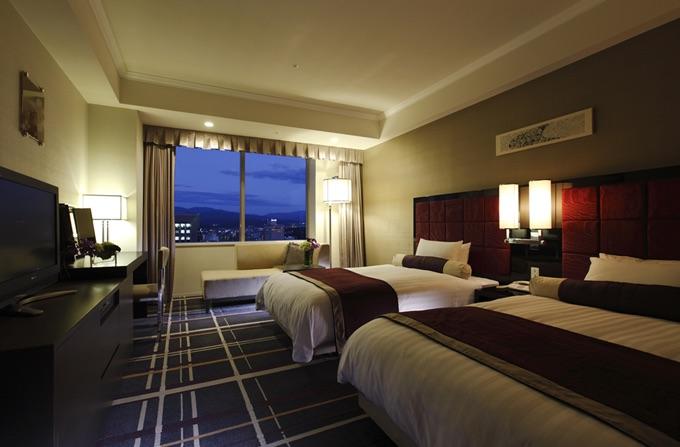 Hotel Nikko Kanazawa - Stylish twin