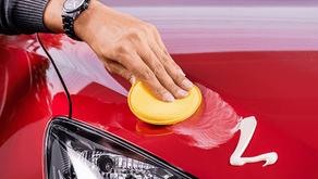 Proper Auto Waxing