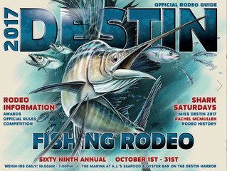The Destin Fishing Rodeo,  A Genuine Destin Tradition