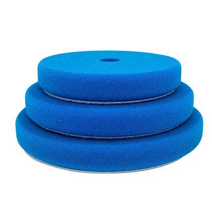 Blue Coarse Foam Pads for Rotary Polishers 135mm/5.25″