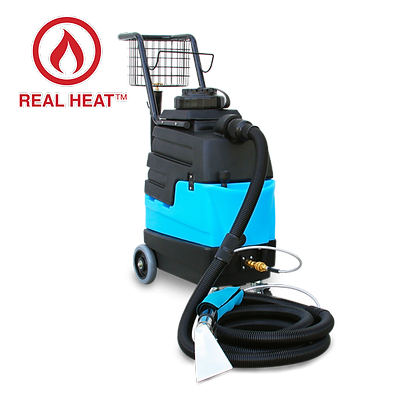 8070-SS Mytee Lite™ Heated Carpet Extractor with Stainless Steel Upholstery Tool