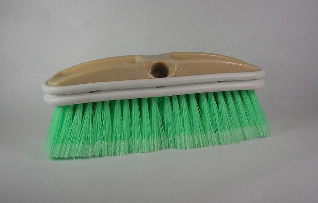 "Flagged Truck Wash Brush 10"""