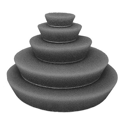 UHS Easy Gloss Random, Orbital Foam Pads 100mm/4″
