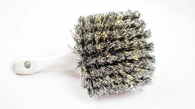 Short Handle Salt 'N Pepper Brush