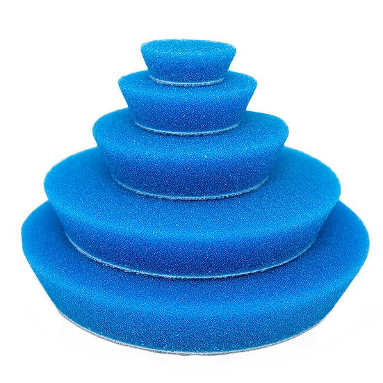 Random Orbital Blue Coarse Pad 40mm/1.5″