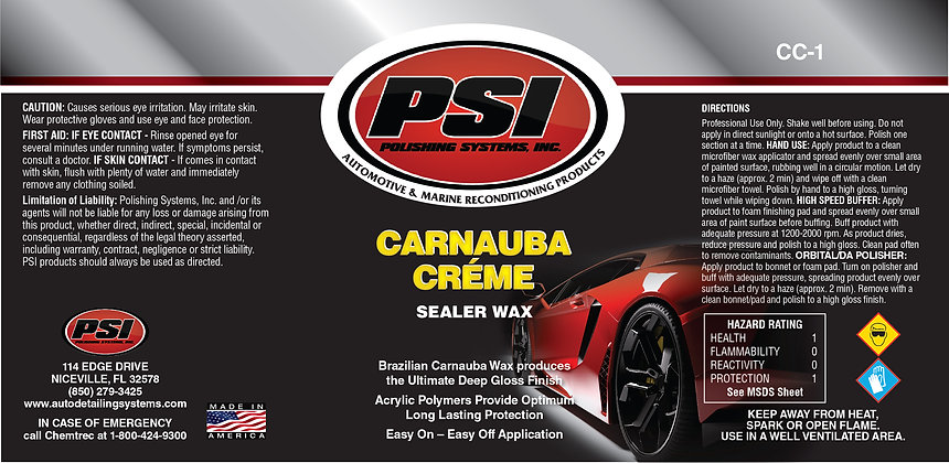 CARNAUBA CREME