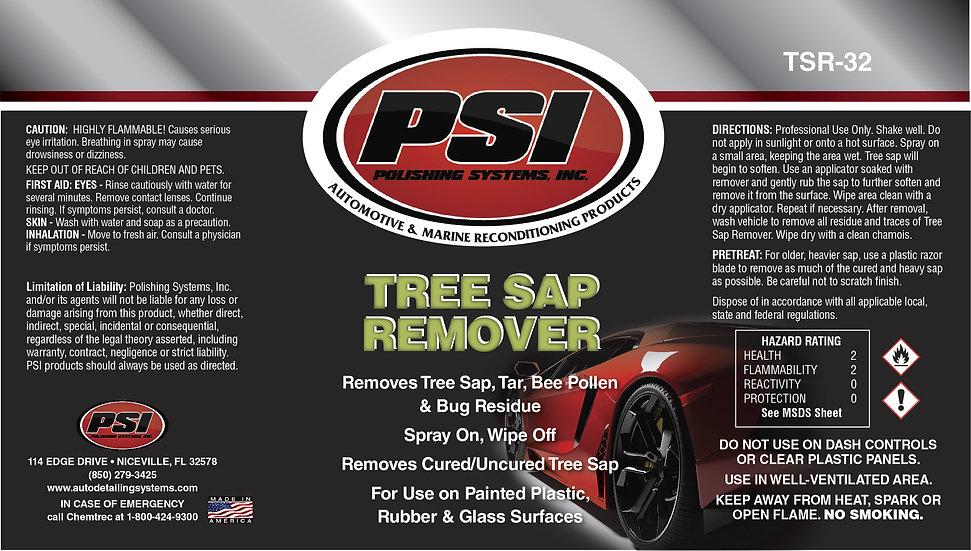 Tree Sap Remover