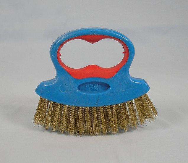 Soft Grip Brass Brush