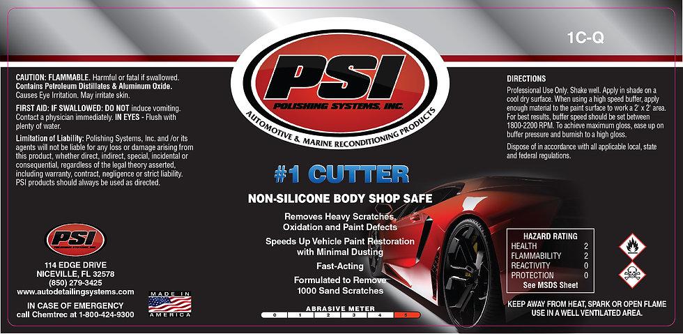 #1 Cutter