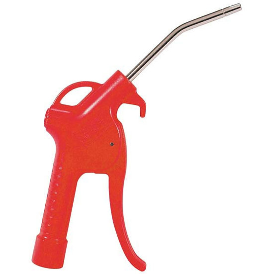 """Variable Pressure Blow Gun with 4"""" Stainless Nozzle"""
