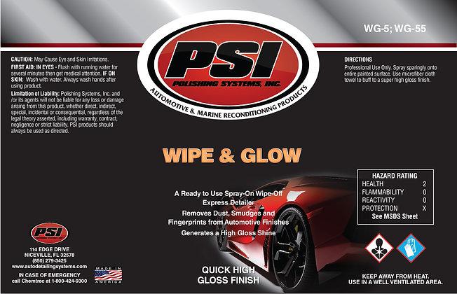 Wipe -&- Glow