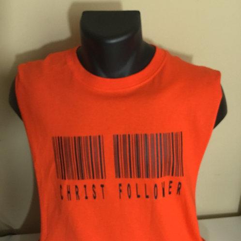 Christ Follower Muscle Shirt
