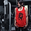 Thumbnail: JESUS RED AND BLACK TANK TOP UNISEX