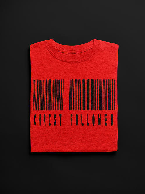 CHRIST FOLLOWER TEE - UNISEX