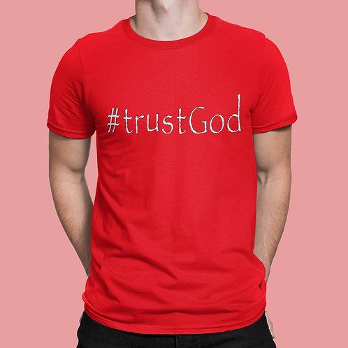 TRUST GOD TEE UNISEX