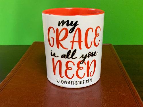 My Grace Mug