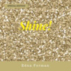 Shine - Limited edition Cover page JPEG