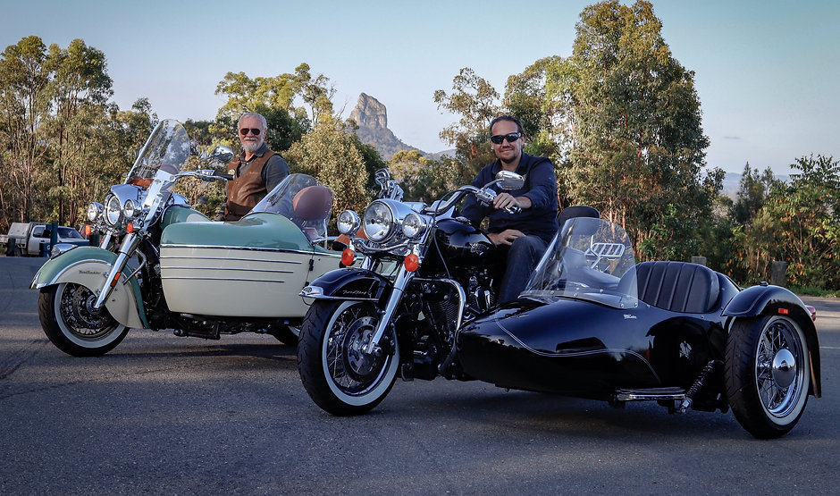 Motorcycle sidecar Glass House Mountains.jpg