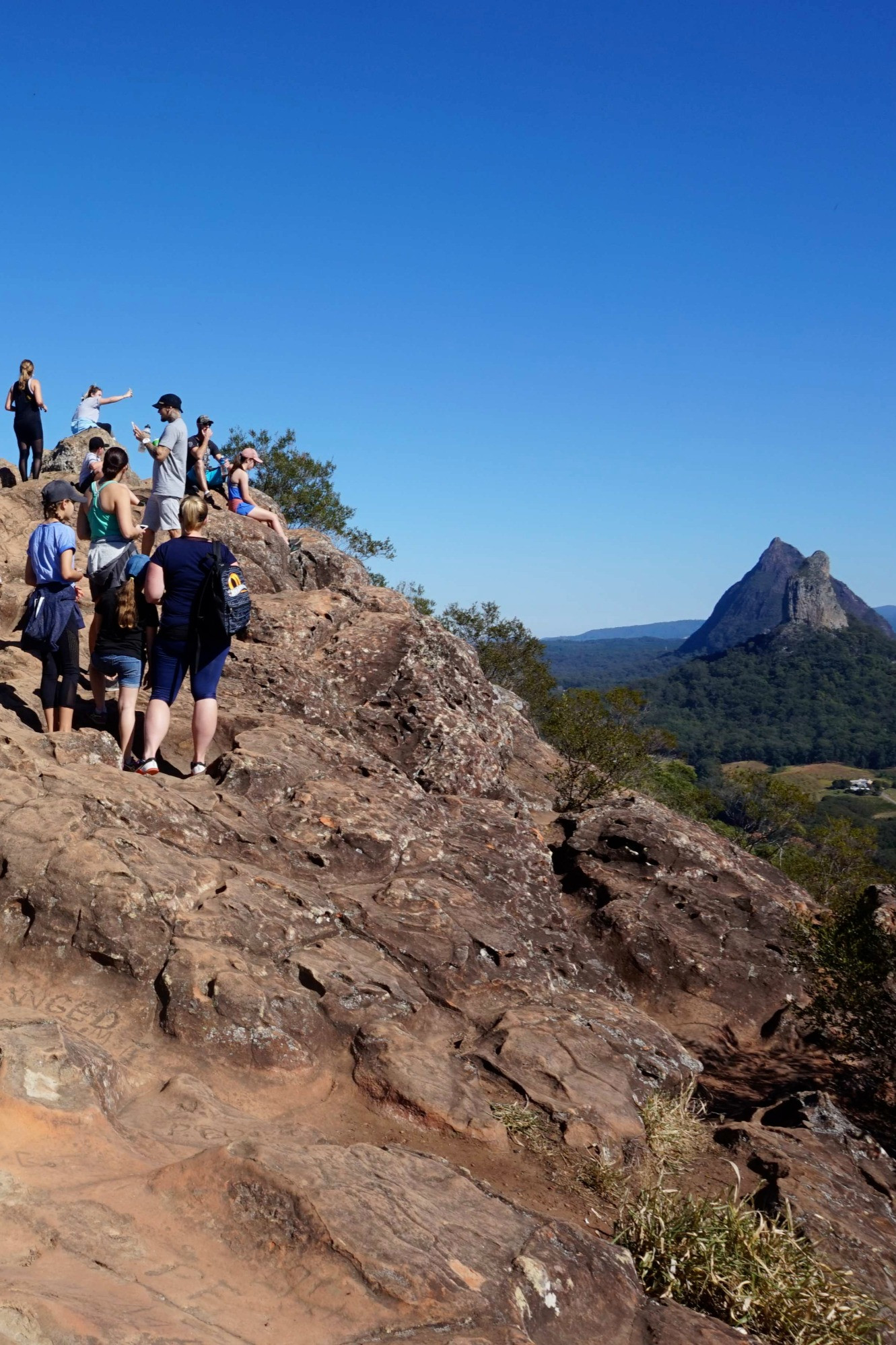 Mt Ngungun & Blackall Range Tour