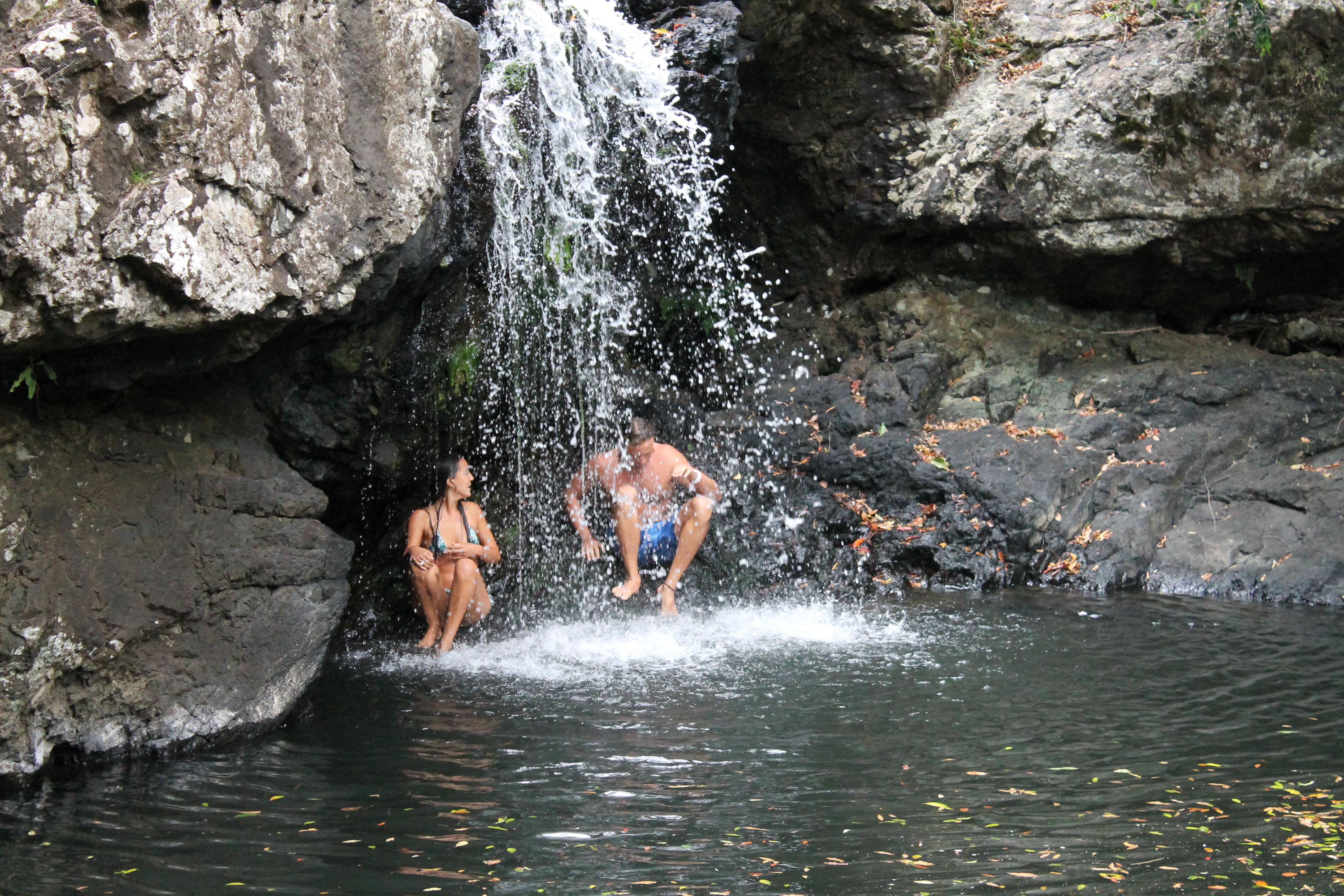 Kondalilla Falls - One Way Joy Ride
