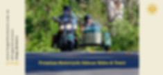 Motorcycle Sidecar Joy Ride and Tour Gift Certificate - Back