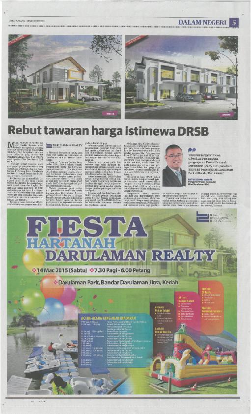 Rebut Tawaran Harga Istimewa DRSB