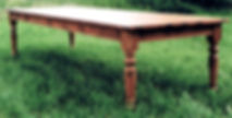 Table Legs and Kitchen Legs, Solid Wood