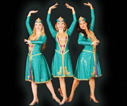 Louchia Sahlala Persian trio