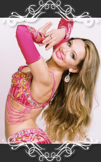 Louchia pink backbend