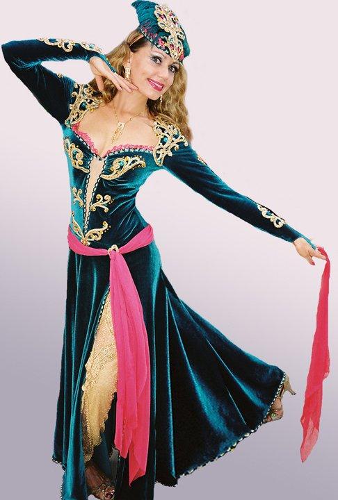 Louchia Persian velvet