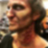 Jewnnifer Fraggle Dee Rosa Leigh Make up