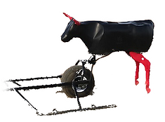 Roping Dummy Roping Machine
